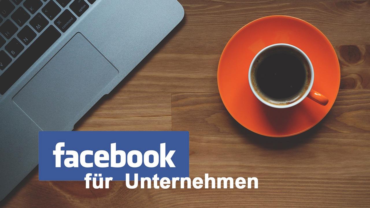 Unternehmen auf Facebook